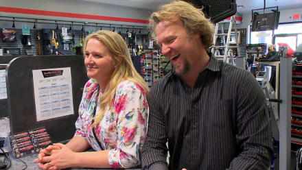 Sister Wives - Pawn Shops and Polygamy Perks