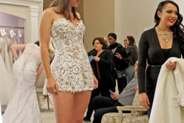 Say Yes to the Dress - The male perspective