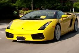 What's My Car Worth? - Gallardo Spyder