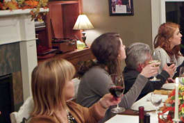 Little People, Big World - A New Kind of Thanksgiving
