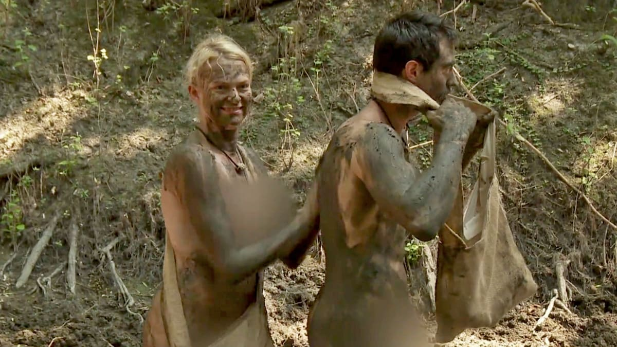 Discovery Channels Naked and Afraid reality show