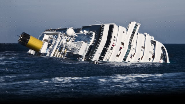Cruise Ship Disaster on FREECABLE TV