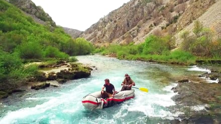 Dual Survival - Croatian Castaway