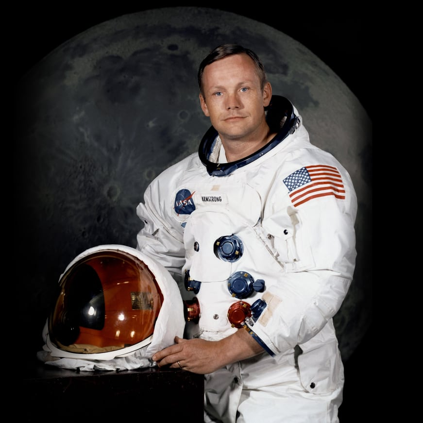 One Giant Leap: A Neil Armstrong Tribute