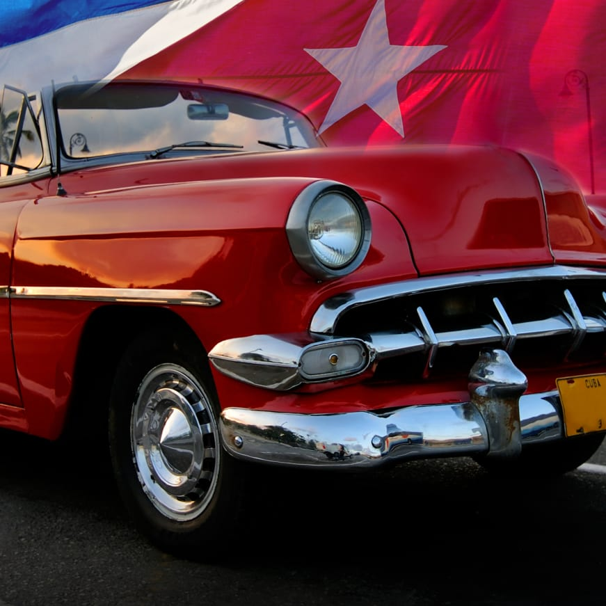 Cuban Chrome