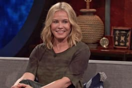 Shark After Dark - Chelsea Handler and Dickie Chivell