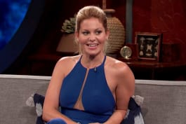 Shark After Dark - Candace Cameron Bure and Paul de Gelder