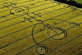Monsters & Mysteries Unsolved - Crop Circles