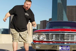 Misfit Garage - Galaxie Quest: Barrett Jackson