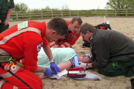 Trauma Doctors - Critical Impact