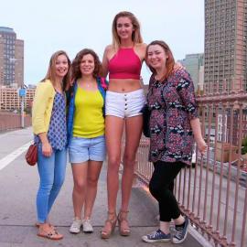 Tallest Teens on DLF