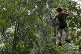 American Tarzan - Mudslide
