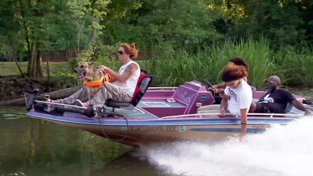 Pit Bulls & Parolees - Out of the Dark