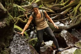 American Tarzan - Witch's Hat
