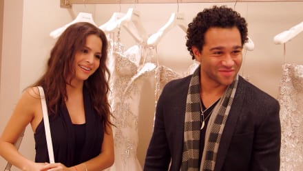 Say Yes to the Dress - The Sasha Dress! - Guest Star Corbin Bleu
