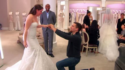 Say Yes to the Dress - Randy, I think I got this