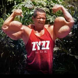 Real Life Hulks on DLF