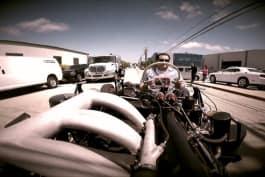 Legendary Motorcar - Peter and Gary are California Dreamin'