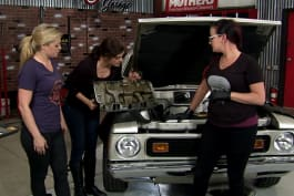 All Girls Garage - Gremlin X