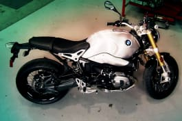 All Girls Garage - Beemer Bikes