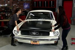 All Girls Garage - Mustang Adventures