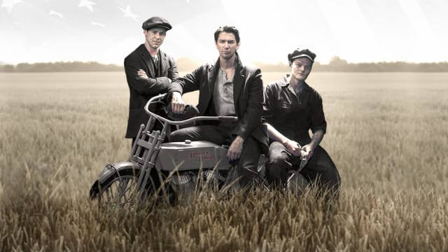 Harley and the Davidsons on FREECABLE TV