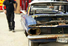Misfit Garage - Klump in the Road