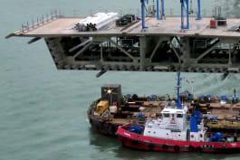 Mega Shippers - Billion-Dollar Superbuild