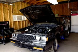 Garage Squad - 87 Buick Grand National