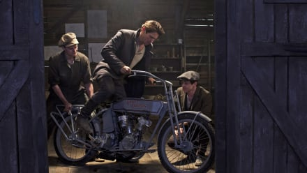 Harley and the Davidsons - Biketacular