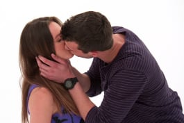 Love at First Kiss - The Whirly Dirly Kiss