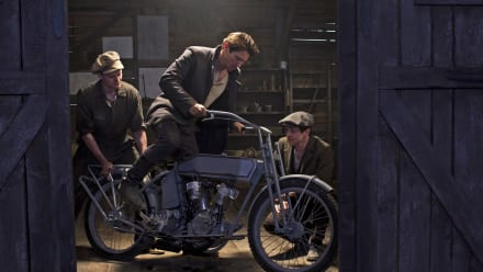Harley and the Davidsons - Biketacular