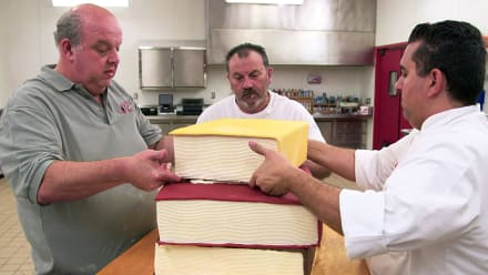 Cake Boss - Fairy Tales, Farewells, and Fake Noises