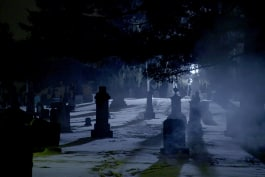 Haunted Case Files - Night at the Cemetery