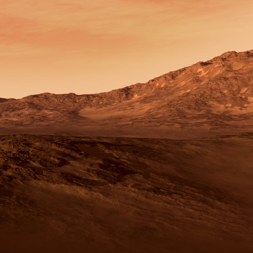 Mars: The Secret Science