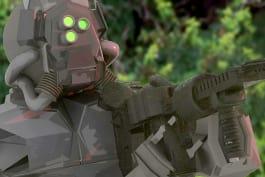 Unsealed: Alien Files - Artificial Alien Intelligence