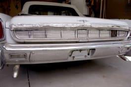 Garage Squad - 63 Lincoln Convertible