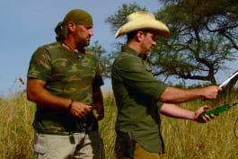Dual Survival - Tracking Lions
