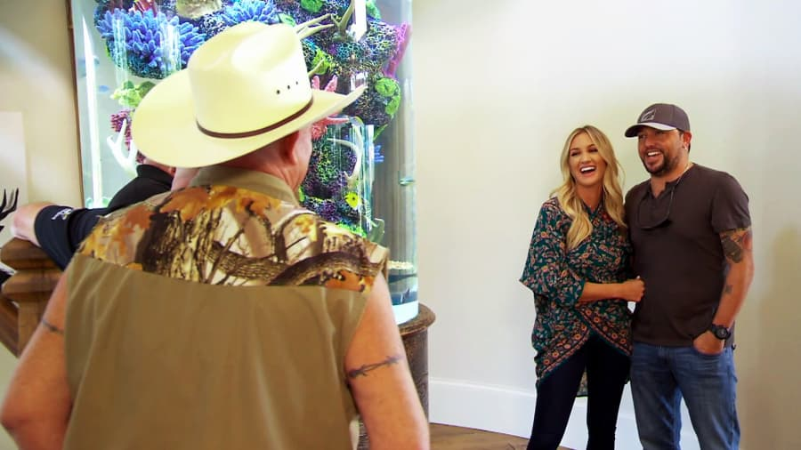 Tanked - Country Superstar Surprise!