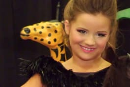 Toddlers & Tiaras - The Goat Poop Incident