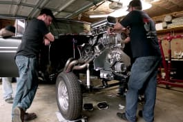 Garage Squad - 56 Chevy Gasser