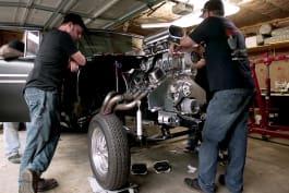 Garage Squad - 56 Chevy Gasser