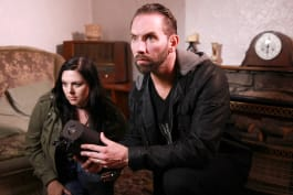 Paranormal Lockdown on TLC - 100 Hours at Black Monk House