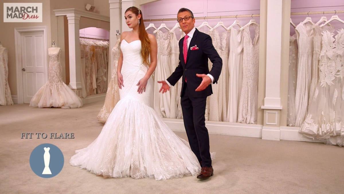 Mark Zunino Fit Amp Flare Say Yes To The Dress Tlc