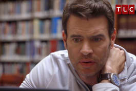 Who Do You Think You Are? - Scott Foley at the Daughters of the American Revolution