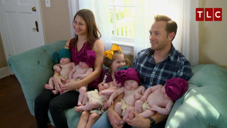 Sneak Peek at New Season of OutDaughtered - OutDaughtered | TLC