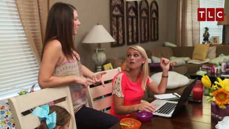 Mimi Drops A Bombshell - OutDaughtered | TLC