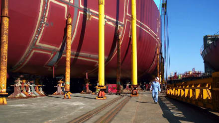 World's Biggest Shipbuilders - Mega Yards