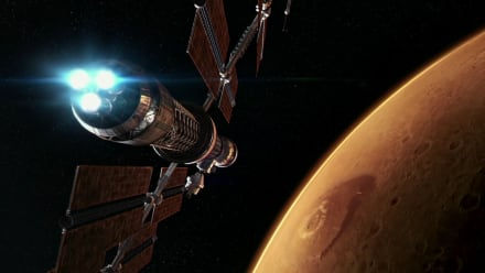 Mars: The Secret Science - Race to the Red Planet