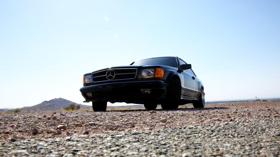 Wheeler Dealers - 1983 Mercedes 500SEC